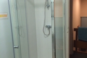 Shower enclosure installation.JPG