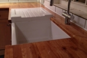 Solid Oak worktop installation.JPG