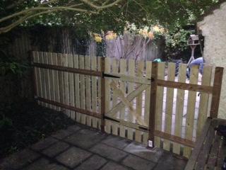 Lightweight-fence